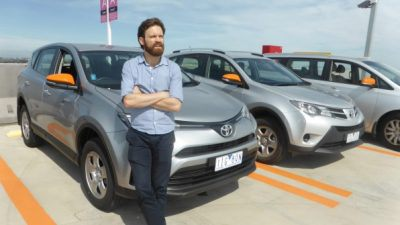 GoGet gets Melbourne flyers going with first airport car-share deal