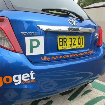 Young drivers get going with GoGet   P Plate Car Rental feature image