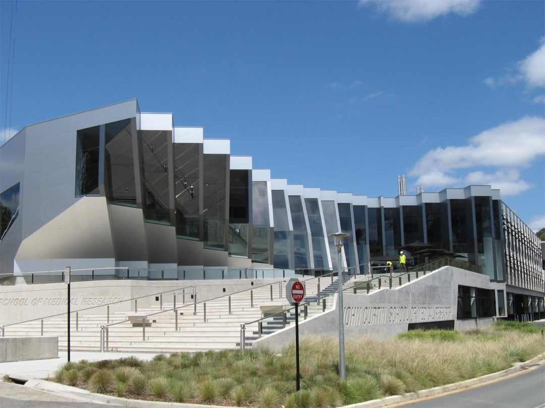 The John Curtin School of Medical Science at Australian National University in Canberra