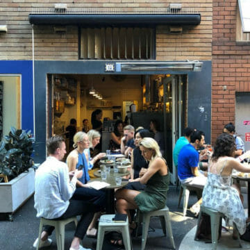 The best Sydney cafes (according to GoGet drivers) feature image