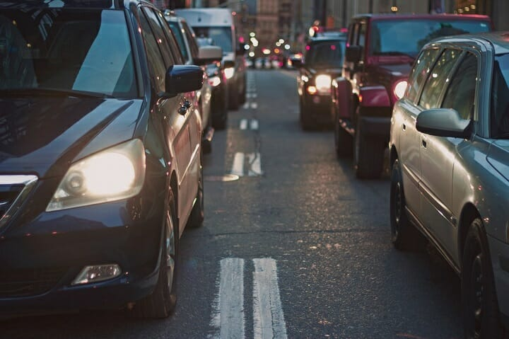 health benefits of car share Car exhaust and air pollution