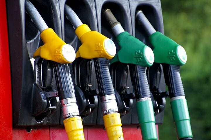 The hidden costs of owning a car - fuel