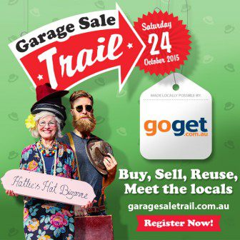 GoGet Garage Sale Trail