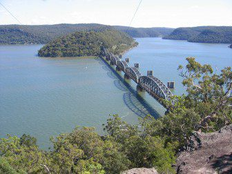 Hawkesbury River - Cycling holidays