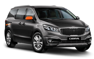 Wheelchair Accessible Kia Carnival