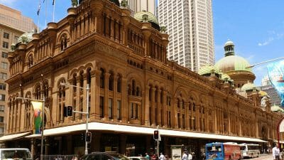 GoGet around Melbourne: Melbourne CBD (Part 2)