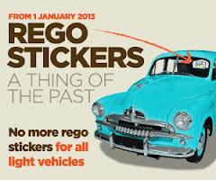 Rego Stickers, a thing of the past