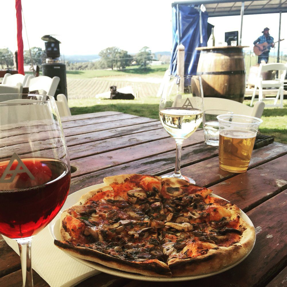 You Need Lunch And A Cheeky Wine Of Course It Wouldnt Be A Tour Through The Adelaide Hills Without Visiting A Winery Or Two